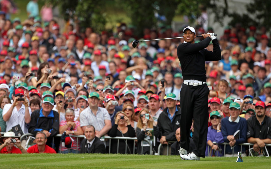 JP McManus welcomes Tiger Woods to 2020 Pro-Am