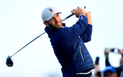 Dustin Johnson latest big name to join field